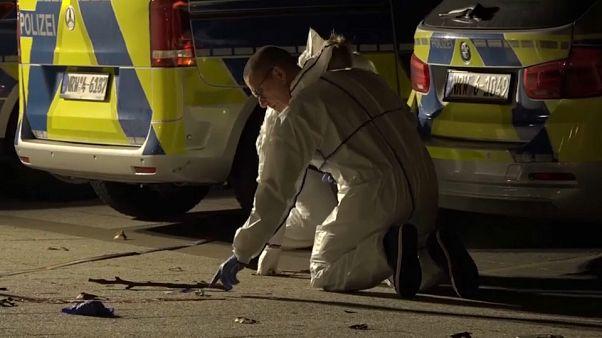 مقتل رجل تركي هاجم سيارة شرطة غرب ألمانيا ولا شبهات أولية بوجود دافع إرهابي