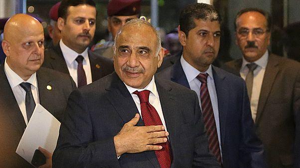 Irak Başbakanı Adil Abdulmehdi