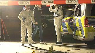 Германия: нападение на полицейских