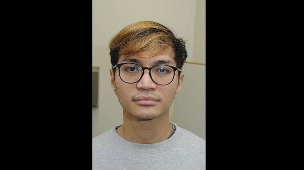 O Ρέιναρντ Σινάγκα από την Ινδονησία,