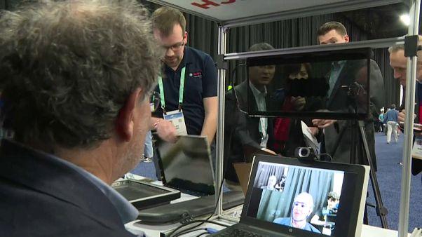 شركة بوش الألمانية تستعرض ابتكارها للغشاء الواقي من أشعة الشمس في معرض لاس فيغاس