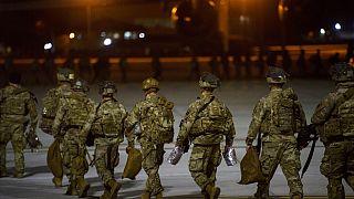 Maradnak az amerikai katonák Irakban Washington szerint