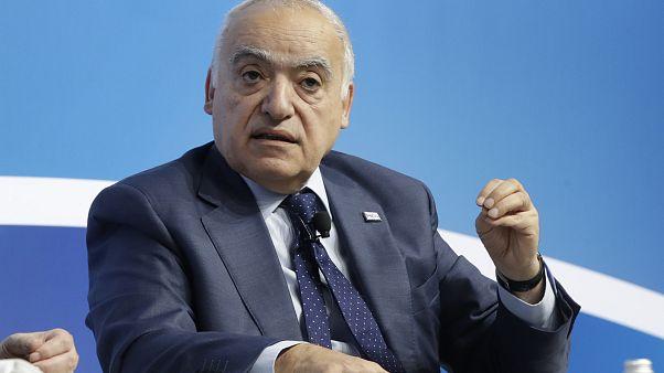 Ο ειδικός επιτετραμμένος του ΟΗΕ για την Λιβύη, Γασάν Σαλαμέ