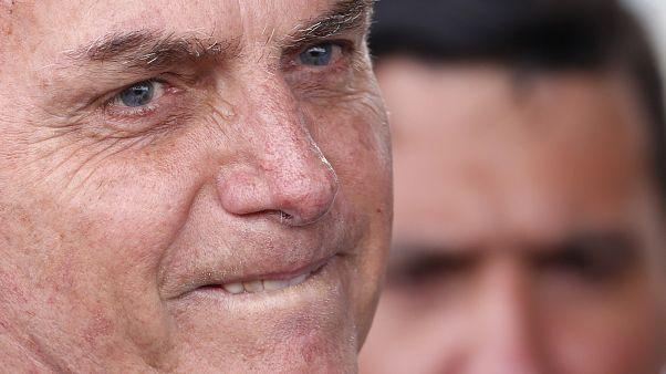 """Bolsonaro diz que jornalistas são """"espécie em extinção"""""""