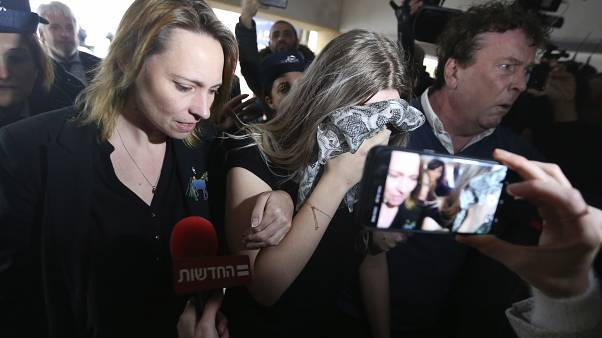 Κύπρος: Σε 4 μήνες με αναστολή καταδικάστηκε η 19χρονη Βρετανίδα