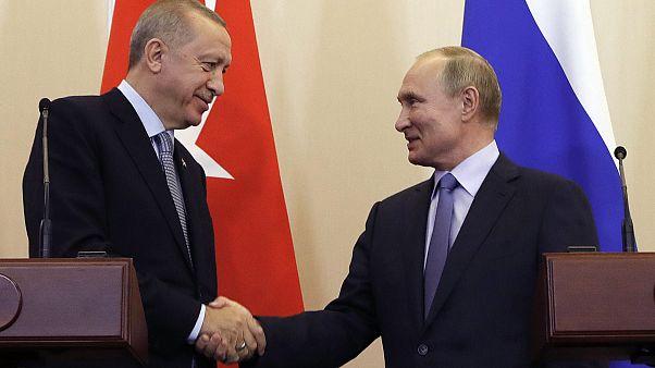 Cumhurbaşkanı Recep Tayyip Erdoğan, 8 Ocak'ta Vladimir Putin ile Libya'yı görüşecek