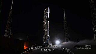 Νέους δορυφόρους εκτόξευσε η SpaceX