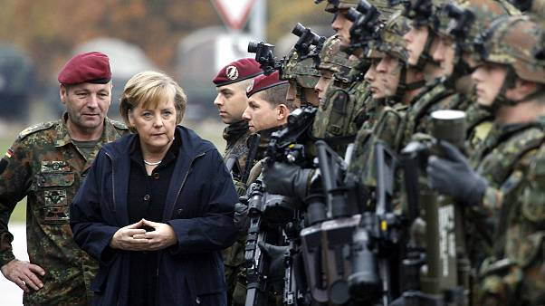 Almanya Irak'taki askerlerinin bir kısımın geri çekiyor