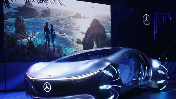 Mercedes Daimler
