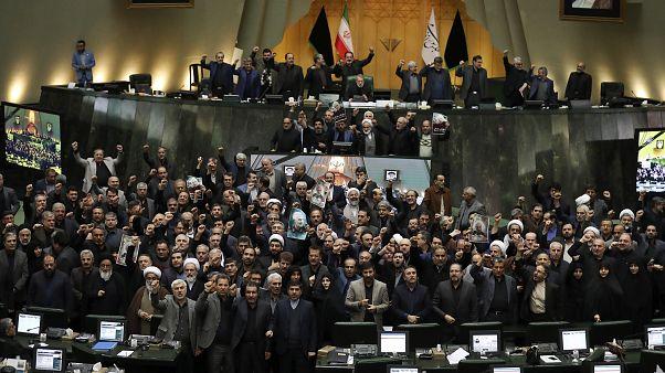 İran parlamentosu
