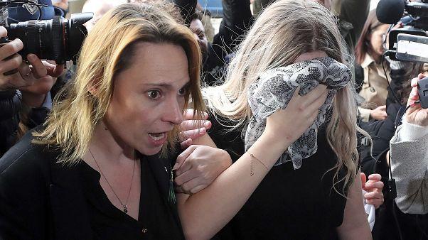 Güney Kıbrıs'ta 'yalan tecavüz' beyanında bulunan İngiliz kadına 4 ay hapis cezası verildi