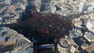 Mindestens 50 Tote bei Massenpanik während Trauerzeremonie