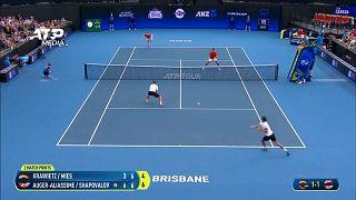Кубок ATP в Австралии: Россия в 1/4 финала