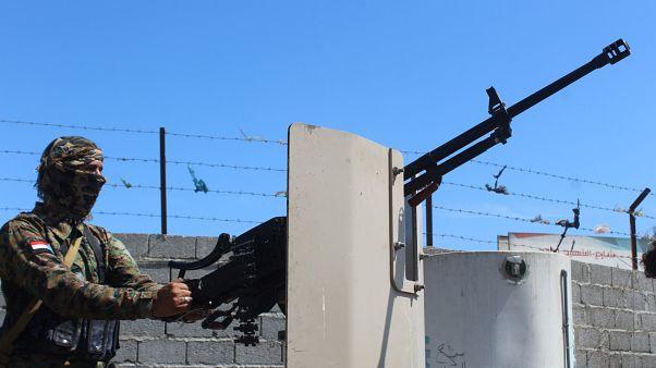 القوات العسكرية اليمنية/ صورة توضيحية