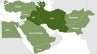 Şii nüfusun dağılımı