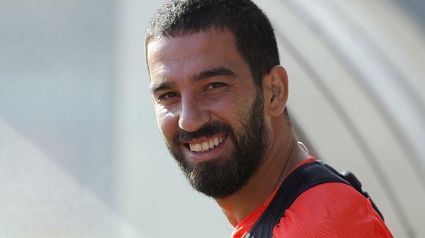 Futbolcu Arda Turan