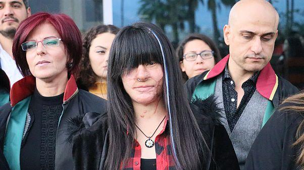 Berfin Özek'e asitle saldıran Casim Ozan Çeltik 13,5 yıl hapis cezası aldı