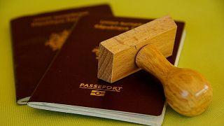 """Der """"mächtigste"""" Pass wird in Asien ausgegeben."""