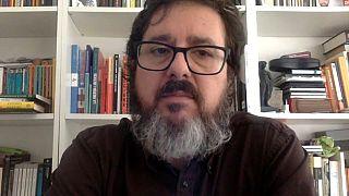 El Politólogo Francisco Delgado