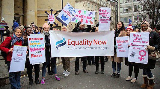 Equality Now / Tara Carey