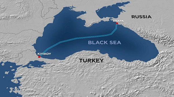 Turkish Stream: Ο συμβολικός χαρακτήρας του αγωγού