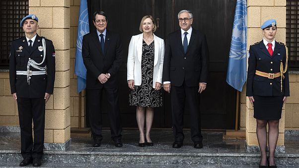 Κυπριακό: Συναντήσεις Σπέχαρ με Πρόεδρο Αναστασιάδη και Ακιντζί την Πέμπτη