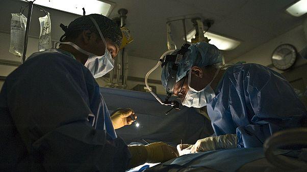 Ασθενής έπιασε φωτιά στη διάρκεια χειρουργικής επέμβασης