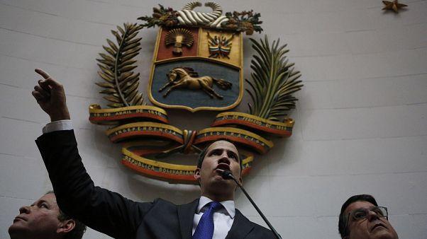 خوان غوايدوا، زعيم المعارضة في فنزويلا