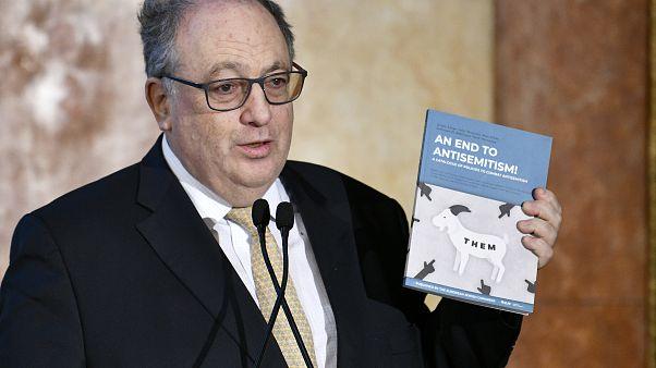 المؤتمر اليهودي الأوروبي يؤكد على أهمية مكافحة معاداة السامية