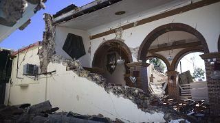 Porto Riko'da 6,4 büyüklüğünde deprem