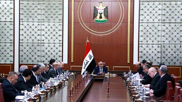 نخستوزیر عراق دریافت نامه در خصوص خروج نیروهای آمریکا از این کشور را تایید کرد