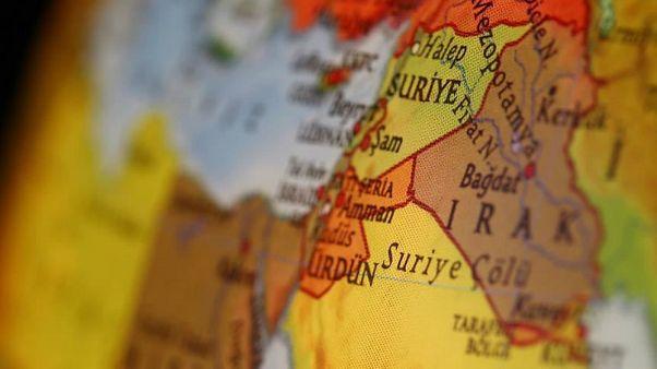 Irak haritası