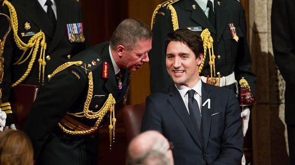 كندا ستنقل قسما من قواتها في العراق الى الكويت