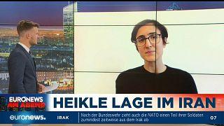 Euronews am Abend   Die Nachrichten vom 07.01.2020