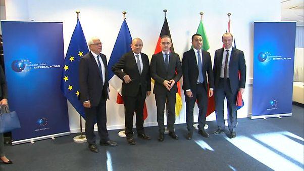 ЕС осуждает вмешательство Турции в ситуацию в Ливии