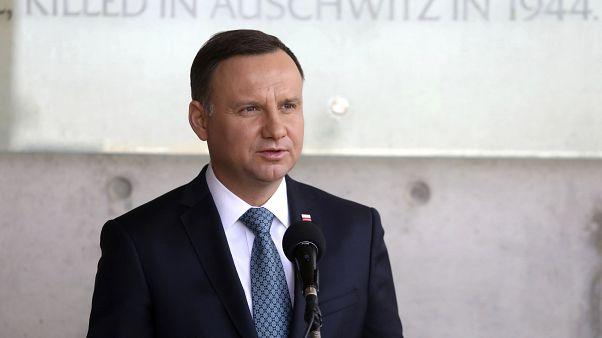 رئيس بولندا ينسحب من مراسم إحياء الذكرى الـ75 لتحرير اوشفيتز في القدس