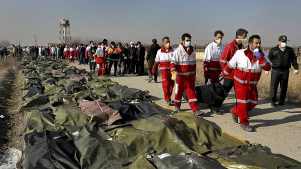 سقوط بوئینگ اوکراینی در تهران؛۱۴۷ تن از سرنشینان جانباخته ایرانی بودند