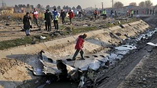 İran uçak kazası