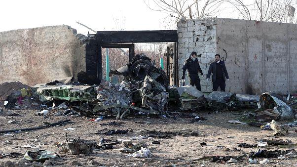 Un Boeing ukrainien s'écrase près de Téhéran : les 176 personnes à bord sont mortes