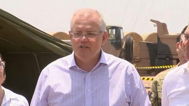 Pénzadományt kért mindenkitől az ausztrál kormányfő