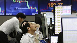 Aggódva reagáltak a piacok az iráni rakétatámadásra