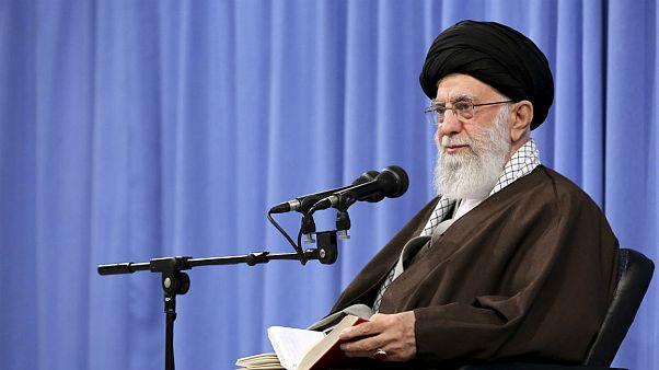 خامنهای: حمله به پایگاههای آمریکا در عراق تنها یک «سیلی» بود، انتقام بحث دیگری است
