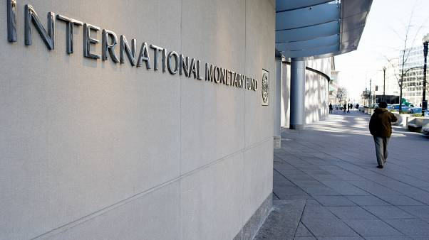 The International Monetary Fund (IMF) headquarters