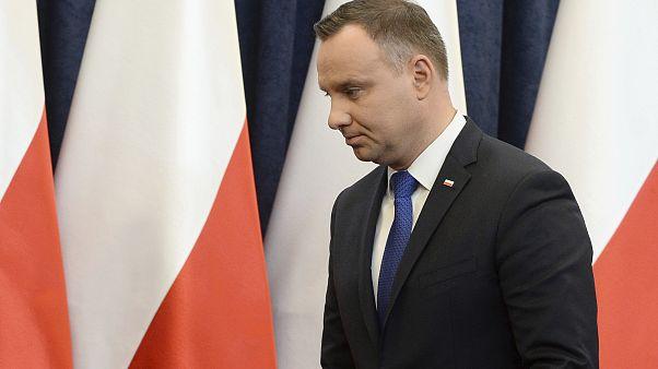 Президент Польши не поедет на форум Холокоста в Иерусалиме