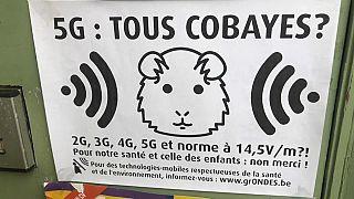 Брюссель боится 5G
