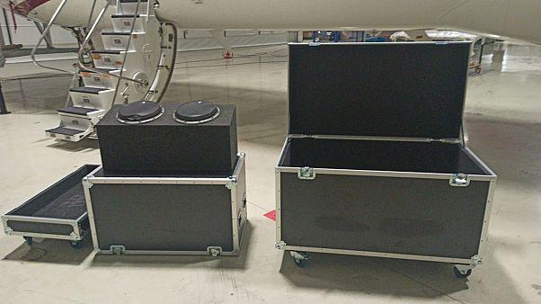 Ghosn'un Japonya'dan İstanbul'a müzik kutusunun içinde geldiği tespit edildi