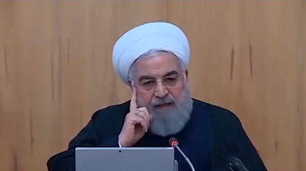 Irão quer EUA fora da região