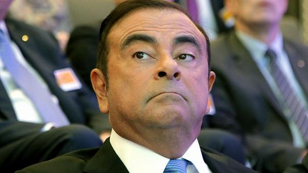 """Schmierkampagne"": Ex-Auto-Manager Carlos Ghosn erhebt Vorwürfe gegen Japan"