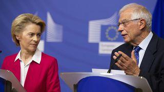 La Unión Europea hace un llamamiento a la contención en Oriente Medio