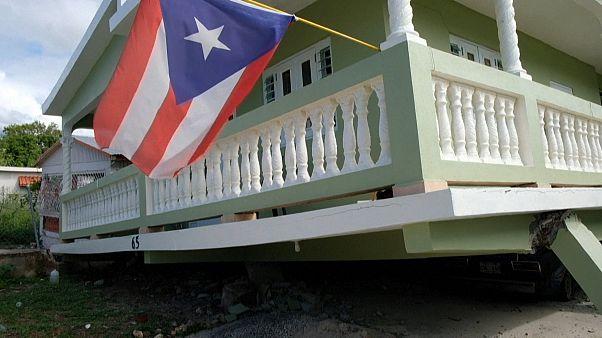 Πουέρτο Ρίκο: Καταστροφές από το σεισμό 6,4 ρίχτερ